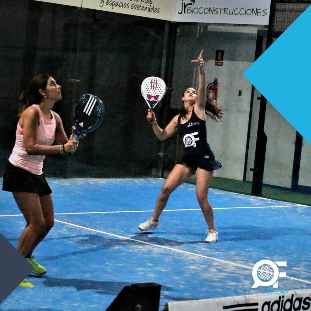 Chicas padel